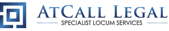 AtCall Legal | Specialist Locum Services